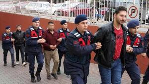 El Nusra davasında Suriyeli kardeşlere 6şar yıl 3er ay hapis