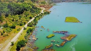 Yüzen adalar yeniden ziyarete açıldı