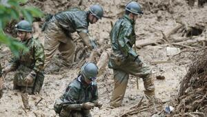 Japonyadaki sel felaketinde ölü sayısı artıyor