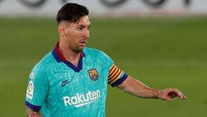 Josep Maria Bartomeu: Messi jübilesini Barcelonada yapacaktır...