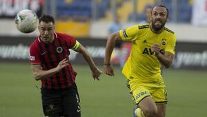 Gençlerbirliği 1-1 Fenerbahçe (Maçın golleri ve özeti)