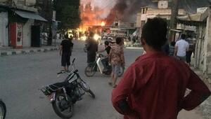 PKKdan Tel Abyadda hain saldırı 3'ü çocuk 6 sivil yaşamını yitirdi