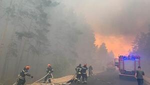 Ukraynada orman yangını 6 ölü, 9 yaralı