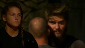 Son Dakika | Survivorda Sercan elenince Barış: Nisa olayında ben...