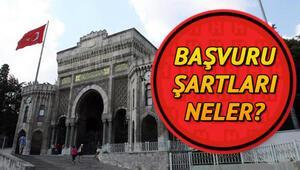 İstanbul Üniversitesi araştırma görevlisi alacak - Başvuru şartları neler