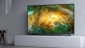 Sony yeni 4K HDR LCD televizyonlarını satışa çıkardı