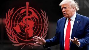ABDnin Dünya Sağlık Örgütünden ayrılması 1 yıl sürecek