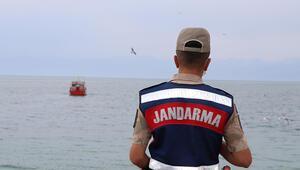 Van Gölünde batan tekne, Row ve Sonar cihazlarıyla aranıyor