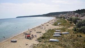 Saros Körfezindeki kalabalık bölgelerde maske zorunluluğu