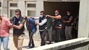 Başkentte fuhuş operasyonu Tek tek yakalandılar