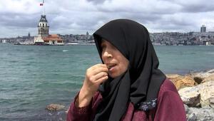 İstanbul Üsküdarda sahilde çekirdek yemek yasaklandı