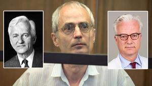 Eski cumhurbaşkanının profesör oğlunu öldüren Georg S. 12 yıl yedi