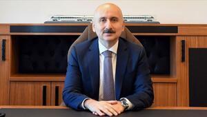 Bakan Karaismailoğlu: Kesintisiz demiryolu hattı oluşturuldu