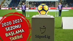 TFF Süper Lig yeni sezon başlama tarihini duyurdu