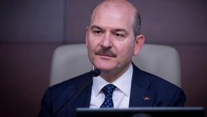 İçişleri Bakanı Süleyman Soyludan Yargıtay ve Danıştay başkanlarına ziyaret