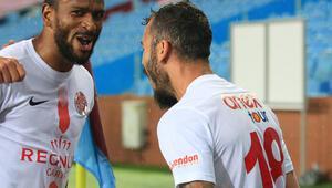 Trabzonspor maçı sonrası: Haysiyetimizle...