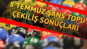 Şans Topu çekilişi sonuçları belli oldu; ikramiye 1 kişiye çıktı - 8 Temmuz 995nci hafta MPİ Şans Topu sorgulama sayfası