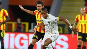 Göztepe 2-2 Ankaragücü | Maçın özeti ve golleri