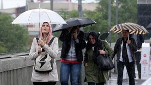 Hava durumu İstanbulda nasıl olacak 9 Temmuz il il hava durumu tahminleri