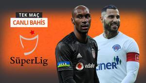 Rakipleri puan kaybetti, gözler Beşiktaşın üzerinde Kasımpaşa karşısında iddaa oranı...