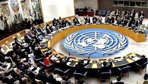 Son dakika haberi: BM Güvenlik Konseyi Rusyanın Suriye tasarısını reddetti