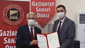 Gaziantepte SAHA İstanbul irtibat ofisi açıldı