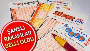 MPİ Sayısal Loto ve Şans Topu sorgulama ekranı | 8 Temmuz Sayısal Loto ve Şans Topu çekilişi tamamlandı