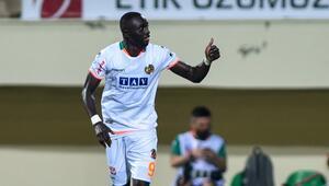 Papiss Cisse gol atınca Alanyaspor kaybetmiyor 17 maç 41 puan...
