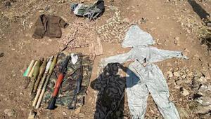 MSB: Pençe-Kaplan Operasyonunda 1 PKKlı terörist etkisiz hale getirildi