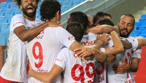 Antalyasporun, dış sahada 7 maçlık yenilmezlik rekoru