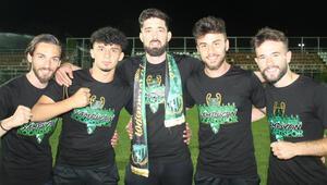 Süper Ligin efsane kulübü Kocaelisporda 2. Lig sevinci