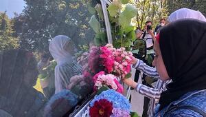 Srebrenitsalı soykırım kurbanlarının cenazeleri, Saraybosnadan dualarla uğurlandı