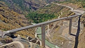Türkiyenin en yüksek köprüsü açılıyor