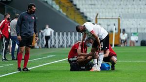 Beşiktaşta iki sakatlık birden
