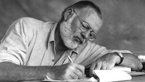 Hayatı roman olan bir yazar: Hemingway