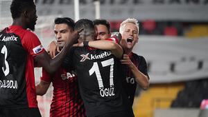 Gaziantep FK 3-1 Konyaspor  - Maçın özeti ve golleri