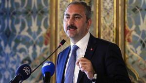 Adalet Bakanı Abdulhamit Gülden baro ve Ayasofya açıklaması
