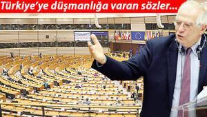 Son dakika haberi: AB yüksek temsilcisini kızdıran Türkiye sözleri Bırakın şu Haçlı kafasını
