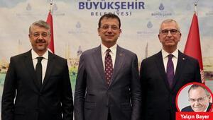 Bu atama İmamoğlu ve İstanbul ekibinin ayağına dolanacak