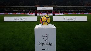 Süper Ligde bu hafta kimlerin maçı var İşte 32 ve 33. hafta fikstürü