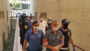 Bursada silahlı suç örgütüne operasyon: 13 gözaltı