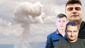 Son dakika haberler... Sakaryadaki patlamayla ilgili Jandarmadan açıklama geldi