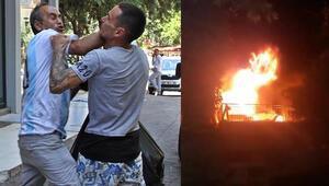 Antalyada garip olay Apartman sakinleri isyan etti