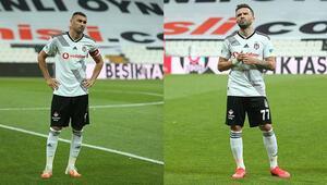 Son Dakika | Beşiktaştan Gökhan Gönül ve Burak Yılmaz açıklaması