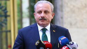 Son dakika haberler: Ayasofyada ilk namaz... TBMM Başkanı Şentop açıkladı