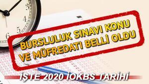 Bursluluk sınavı konu ve müfredatını Bakan Selçuk açıkladı: MEB 2020 Bursluluk sınavı ne zaman