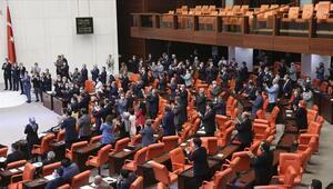 Son dakika haberi: Mecliste o an Ayasofya kararı ayakta alkışlandı