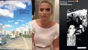 Vekilin kızı kuralları çiğnedi; naklen skandal Rezil olunca hesabını kapattı