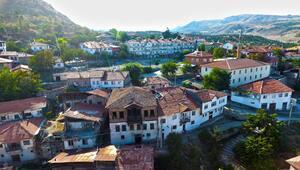 Kalecik'in tarihi evleri yeniden hayat bulacak