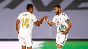 Real Madrid, La Ligada şampiyonluğa koşuyor